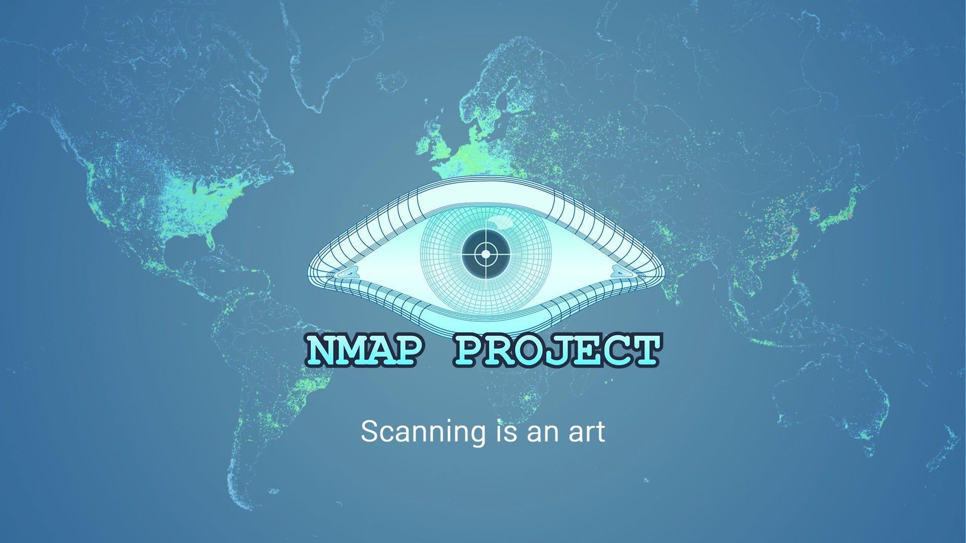 NMap — часть 2